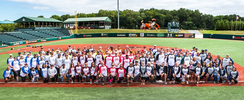 Giant Raises Funds For Pediatric Cancer With Charity Softball Tournament