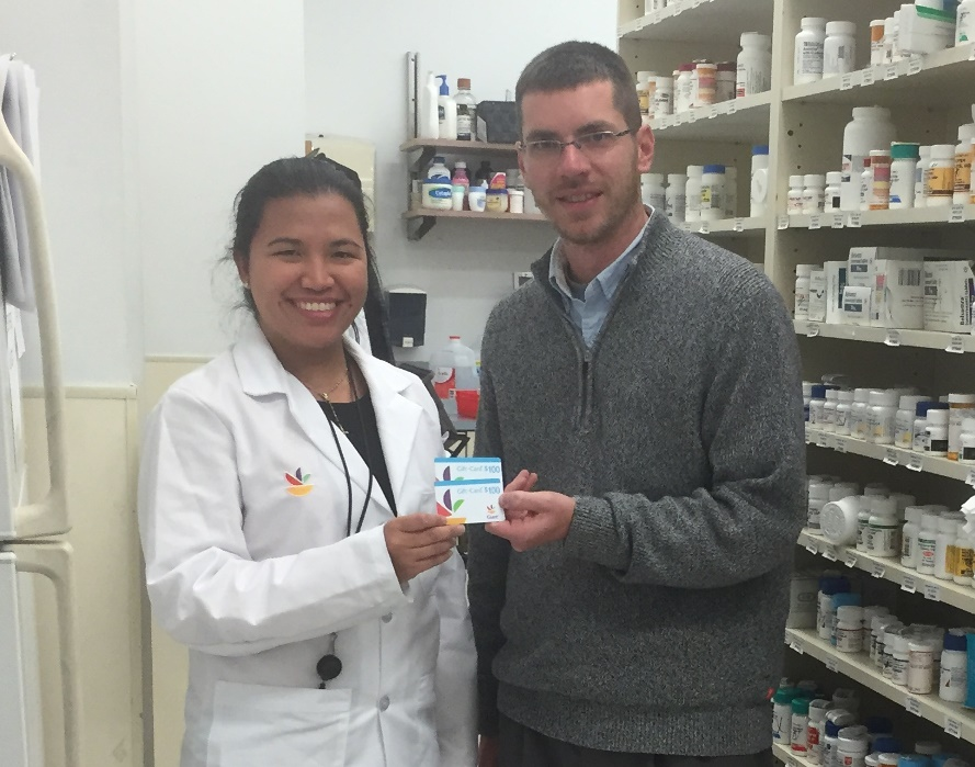 Bernadette Abadejos At Store 135 In Silver Spring, MD, Won The Associate Connect Prize Draw