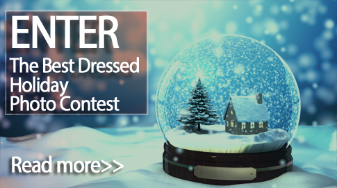 Who Is Better Dressed For The Holidays? You Or Your Store?
