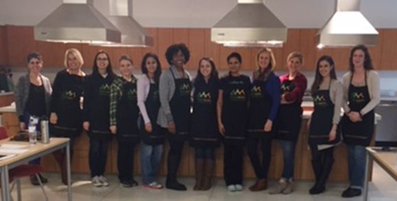 Giant In-store Nutritionists At The Capital Area Food Bank
