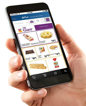 Download Our App, Get Digital Coupons And Win $50