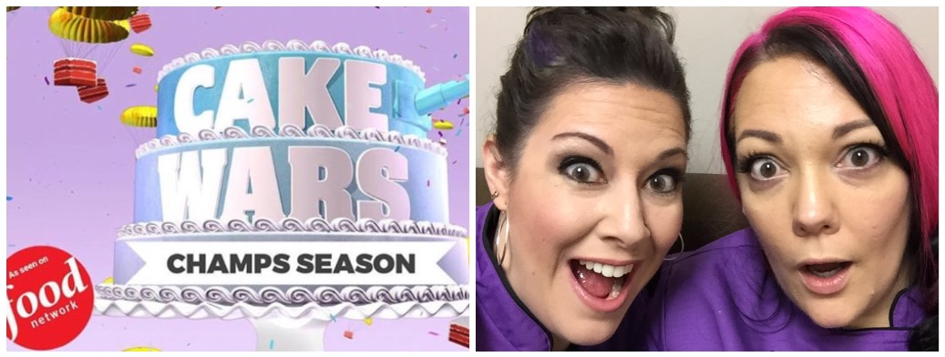 Giant's Sabrina Campbell Returns To Compete On Food Network's Cake Wars