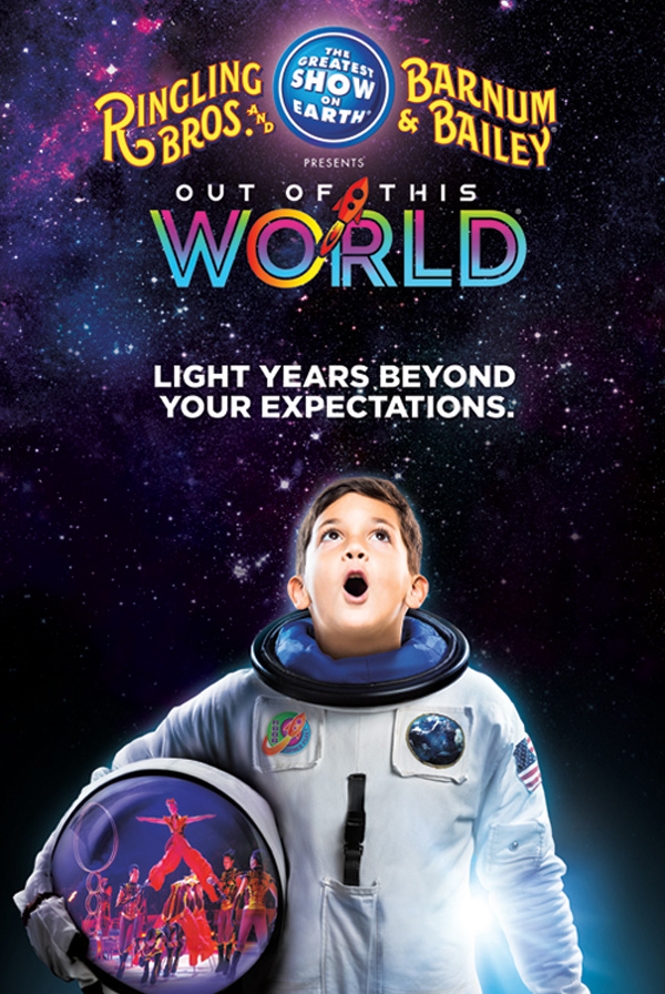 Go Out Of This World With The Circus!