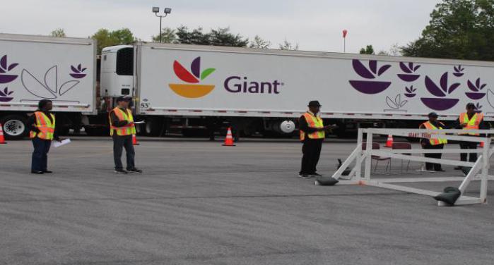 Giant Truck Roadeo