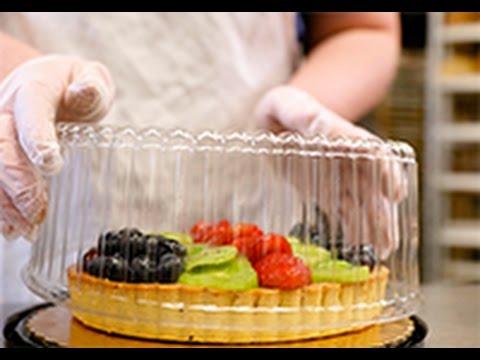 Fresh Stories Fresh Fruit Tart Bakery