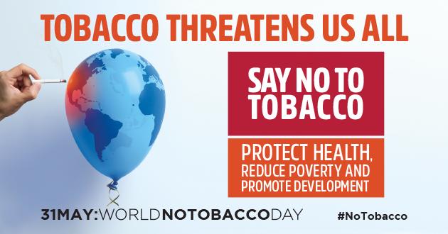 Say No To Tobacco