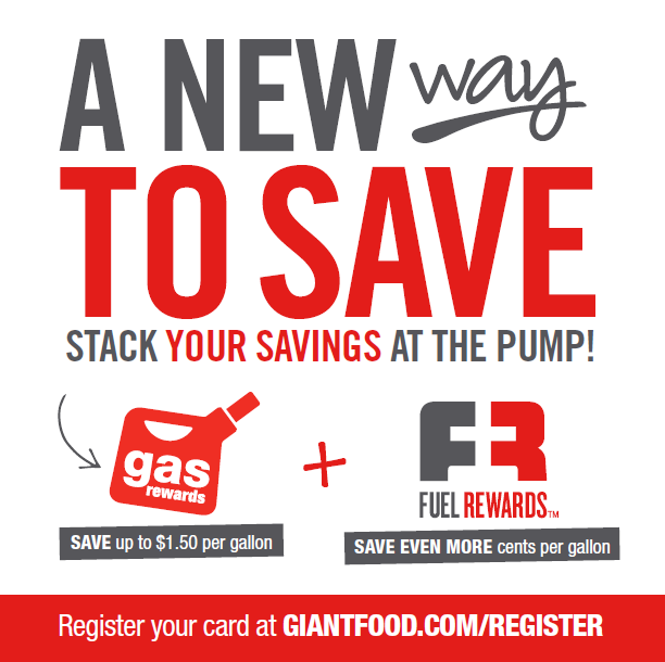Save With New Fuel Rewards®