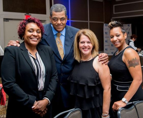 Giant Was Honored At The Quality Trust Gala For Our Support Of People With Disabilities