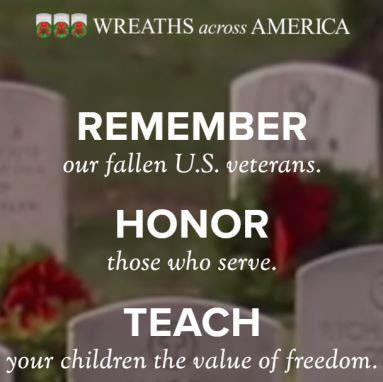 Join Giant In Laying Wreaths For The Fallen