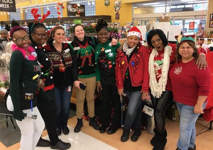 Happy Holidays From Store #366 In Silver Spring, MD!