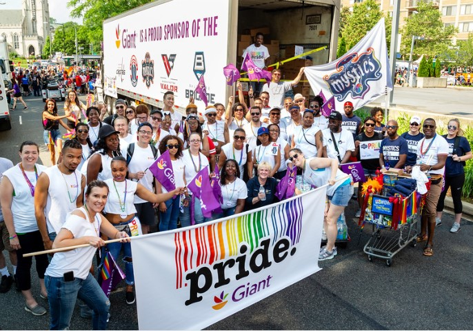 A Celebration: Capital Pride Parade And Festival