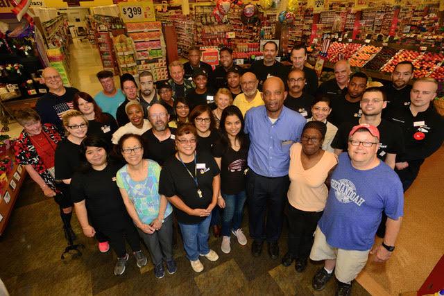 Store # 161 Celebrated Ed Thomas's Retirement