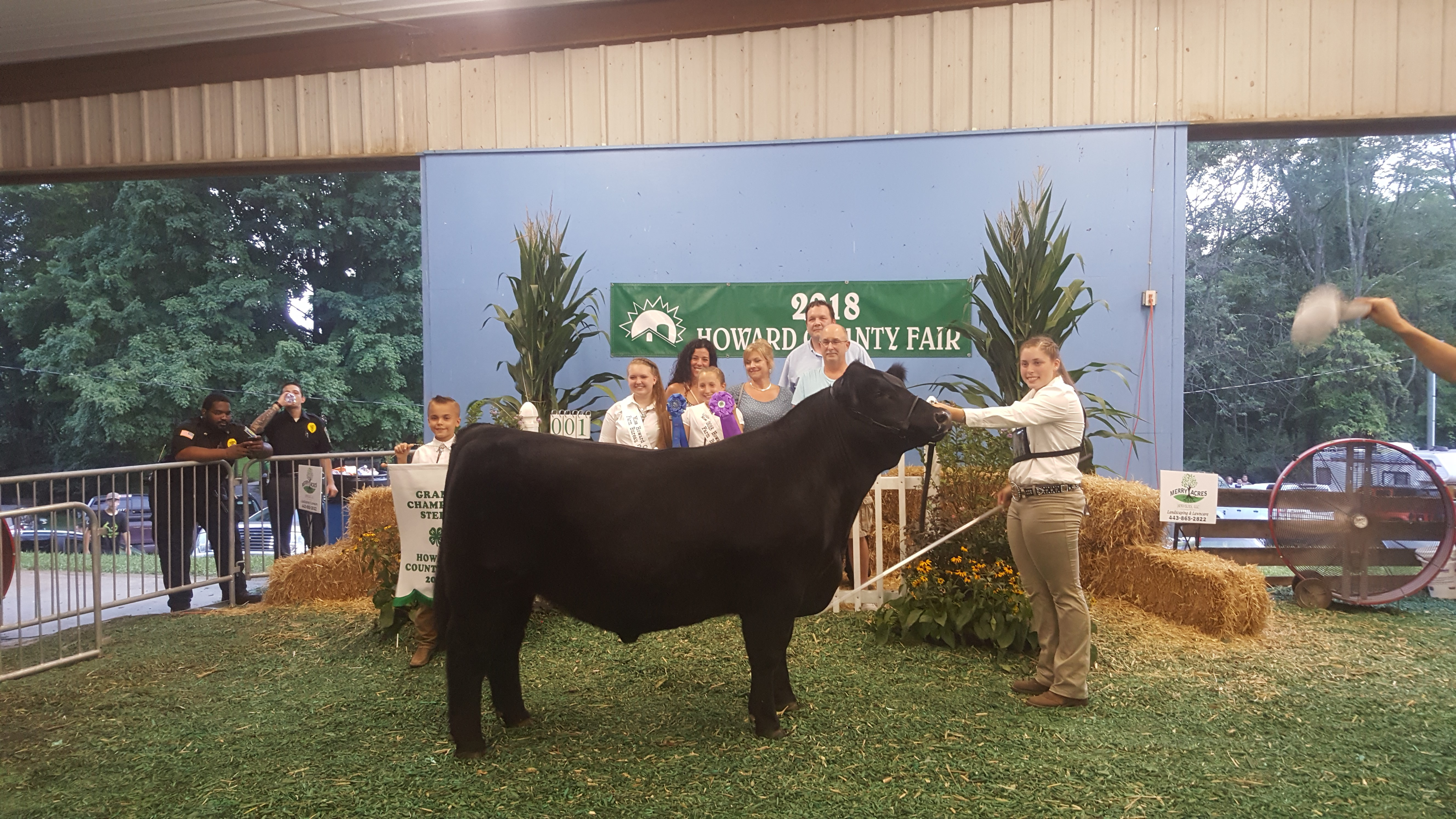 Meet The Howard County Grand Champion: Coming Soon To Store #348